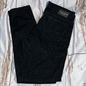 Five Four Skinny Black Jeans (Size 36)